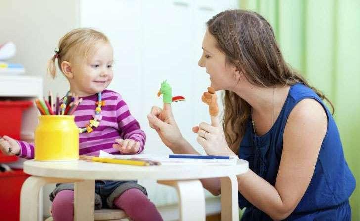 Проблемы общего недоразвития речи у детей