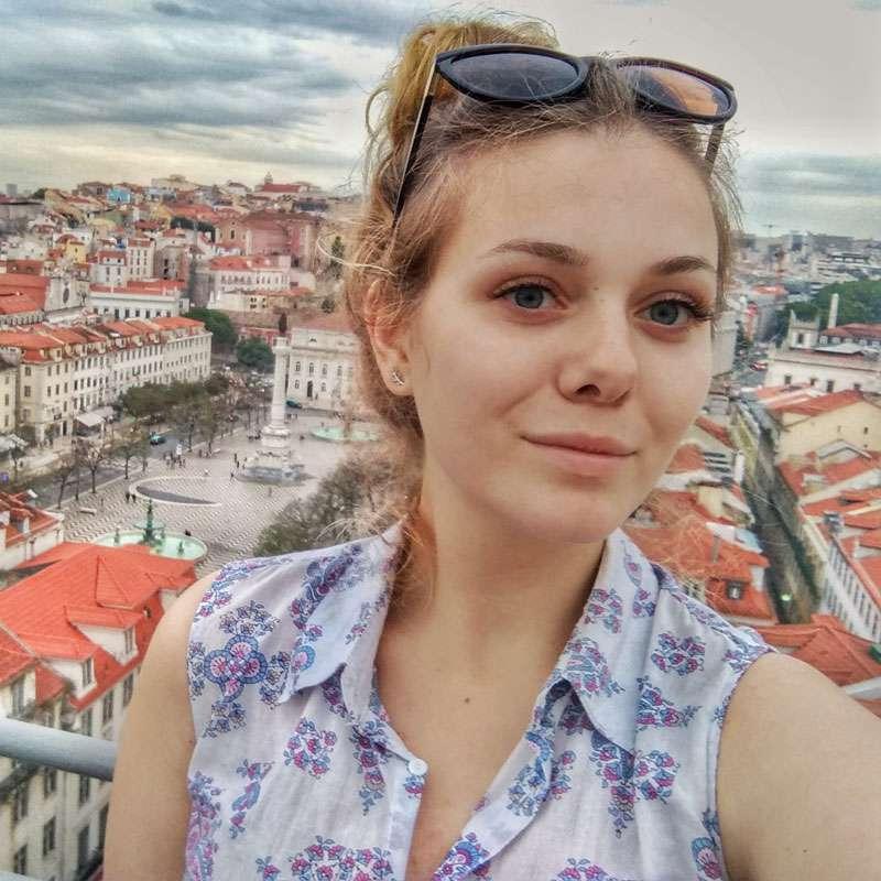 Яна Сергеевна Сапак