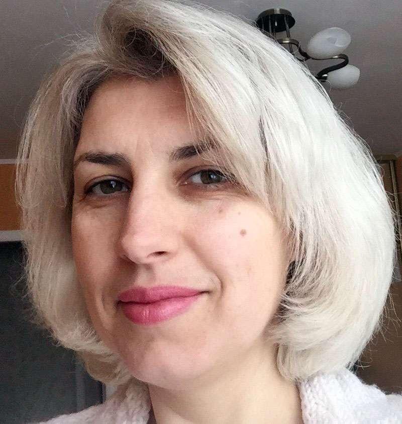Софія Георгіївна Пасічна